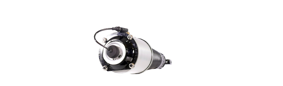 Audi A8 D3 Front Right Air Shock 1