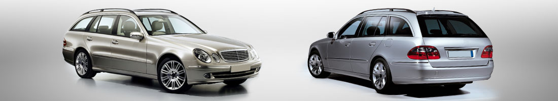 mercedes e class air suspension