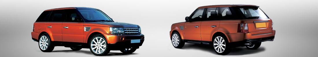range rover sport air suspension