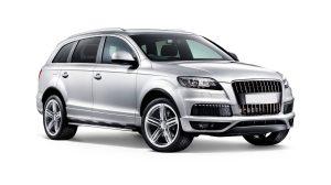 Audi Q7 (2007-2015) fr-rhs