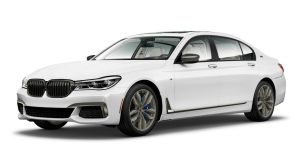 BMW 7 series air suspensions