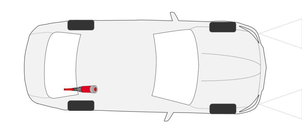 Driver Rear