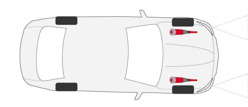 Front - Driver & Passenger