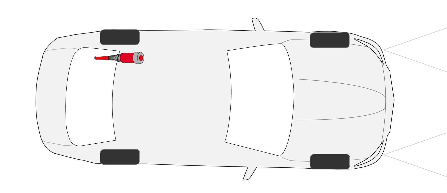 Passenger Rear