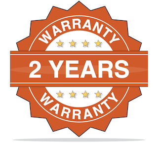 Warranty 2year